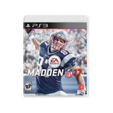 Ps3 Madden Nfl 17 Sony Store