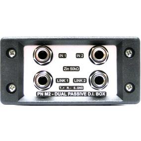 Direct Box Pn M2 Duplo Passivo Eam