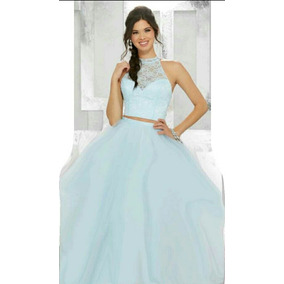 Vestido Debutante 15 Anos Longo E Curto 3×1