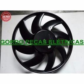 Motor Da Ventoinha + Hélice Escort Zetec Com Ar