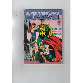 Gibis Superaventuras Marvel - Numeros 72, 74, 77, 83, 84, 85