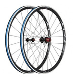 Par Rodas Speed Novatec 700 Jetfly Alloy Clincher Road 2017