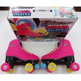 Patines Quads Roller Blazer, Clásicos 4ruedas Tipo Soy Lun4
