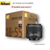 Nikon 18-55mm Vrii El Mas Moderno ! D5000 D5100 D5200 D5300