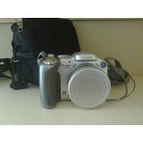 Camara Semi Profesional Canon S2 Con Adaptador De Corriente
