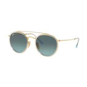 Óculos De Sol Lente Redonda Rb3447!! Ray Ban - Óculos no Mercado ... 6c53317323