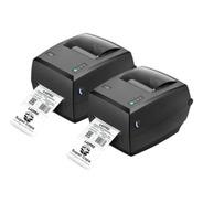 2 Impressoras De Etiquetas Elgin L42 Pro Usb