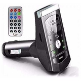 Transmissor Fm Veicular Usb Ipod Mp3 Car Transmiter