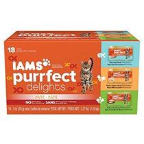 Iams Purrfect Delicias Pate Adulto Wet Comida Para Gatos