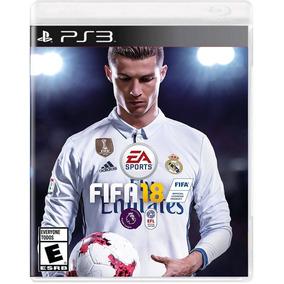 Fifa 18 Ps3 Dublado Pt Br Digital Psn Original