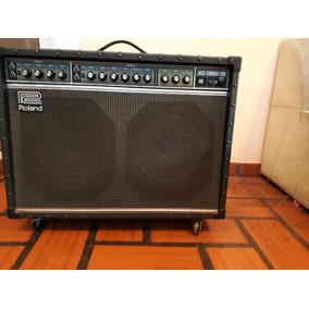 Amplificador Roland Jazz Chorus 120 Made In Usa