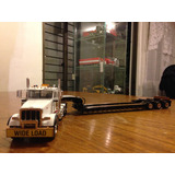 Camion Peterbilt 367 Con Camabaja, Escala 1:50