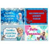 Stickers Escolares Personalizados