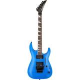 Guitarra Jackson Dinky Arch Top Js32 Bright Blue