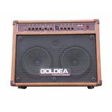 Amplificador Goldea Para Guitarra Guitarra Electroacústica