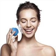 Esponja Facial Elétrica Escova Sônica Peeling Limpeza Acne