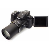 Camara Nikon B700 20.2 Mpx Zoom 60x Wifi Bluetooth Videos 4k