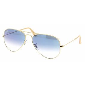Óculos Solar Ray-ban Rb3025 Aviador Tam58 Original