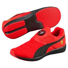 Tenis Puma 305816 02 Disc Rosso Rojo