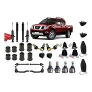 Kit Suspensão Nissan Frontier Sel 2.5 Após 2007 - 32 Peças