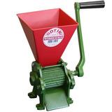 Triturador De Milho Manual Maduro Seco (produção 30kg/hora)