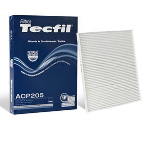 Filtro Ar Condicionado New Fiesta - Tecfil Acp205