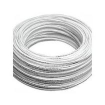Cable Pot Duplex Calibre 18 Blanco