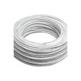 Cable Pot Duplex Calibre 18 Blanco