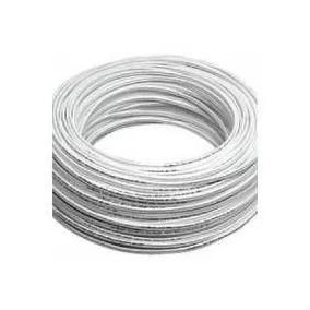Cable Pot Duplex Argos Calibre 18 Blanco