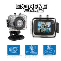 Camara Extreme Cam 2 Stromberg Sumergible Hd Tactil Foto Sd