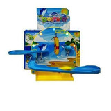 Toboagua De Golfinhos Brinquedo Musical