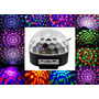 Bola Led Audioritmica Reproduce Sonido 6 Color Envio Gratis