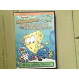 Dvd Bob Esponja, Nautical Nonsense And Sponge Buddies