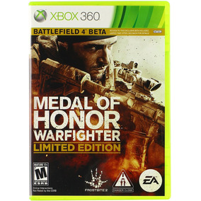 Medal Of Honor Warfighter - Limited Edition Xbox 360