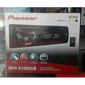 Stereo Pioneer Deh S1050 Linea Nueva!!!!!!!