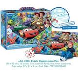 Rompecabezas Gigante Bifaz Para Piso Kreker Disney 90x60 Cm