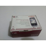 Lg Gs290 (solo Movilnet) Tactil Malo