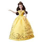 Disney Belleza Y La Bestia Encanto Vestido De Bola Belle