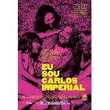 Dvd Eu Sou Carlos Imperial - Renato Terra - Original Lacrado