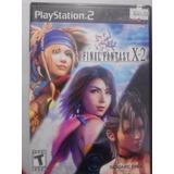 Final Fantasy X-2 Ps2 Seminuevo En Igamers