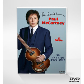 Dvd Duplo Paul Mccartney - Video Collection (1970-1997)