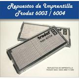Repuesto Imprentilla Trodat 6003/6004
