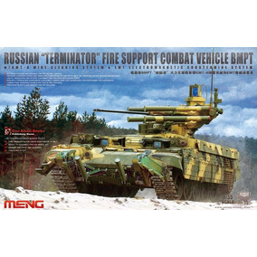 Meng - Russian Terminator (montado)
