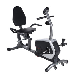Bicicleta Estacionaria Magnetica Ajustable Fitness