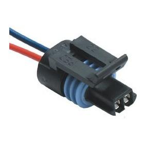 Chicote Plug Reparo Sensor De Temperatura Corsa Mpfi 1.0/1.6