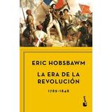 Libro La Era De La Revolucion De Eric Hobsbawm