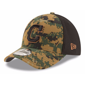 New Era Indios Cleveland Gorra Mlb 39thirty Neo Memorial S/m