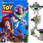 Boss Ligtnyear Juguete Para Niño Toy Story Original Usa