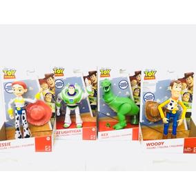 Figura Mattel Buzz Lightyear Rex Jessie Woody Toy Story 2 Pz f8c4c6c1f6f