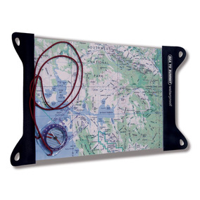 Porta Mapas Tpu Gui Map Case Medium